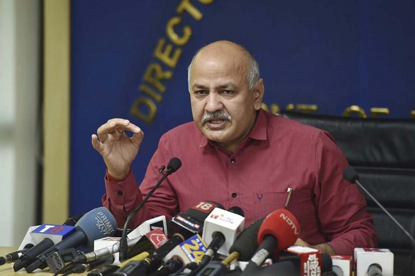 Delhi Bill A Clear Sign Of BJP's Fear Of Arvind Kejriwal's Rising Popularity: Manish Sisodia