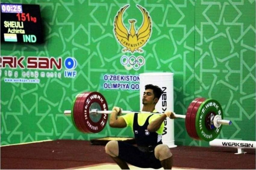 Asian Weightlifting Championship: Lifter Achinta Sheuli Finishes Second In Men's 73kg