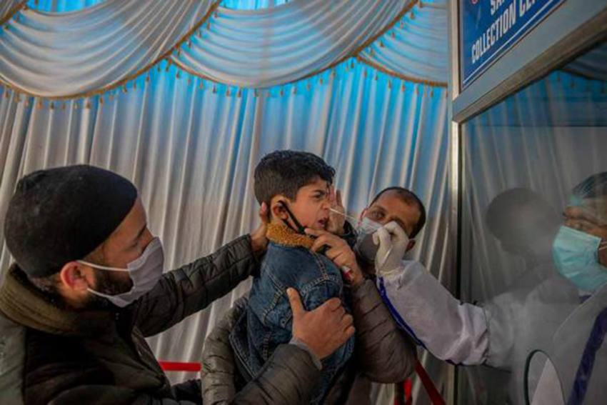 Enough Beds And Oxygen In J&K, Says Govt Despite Highest Spike In Covid Cases