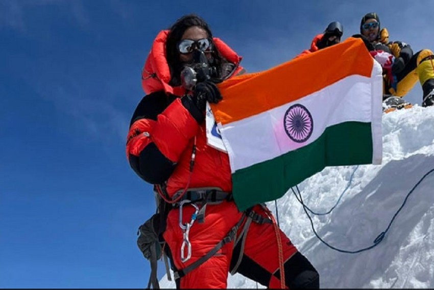 Maha: First Indian Woman To Scale Mt Annapurna, World's 10th Highest Peak