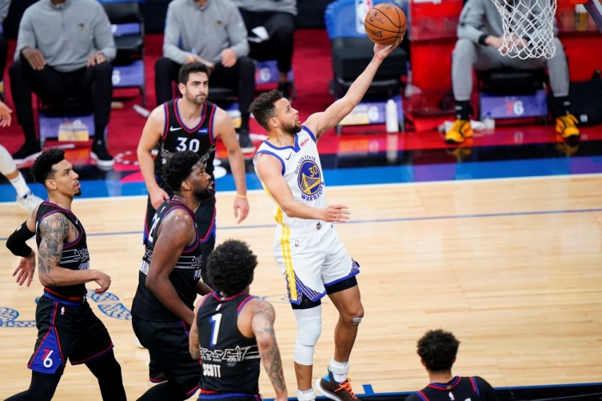 NBA: Curry Drops 49 On 76ers In Record-breaking Display And Jokic Fuels Nuggets With 47 As Suns Stay Hot