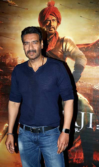 Ajay Devgn Foraying Into Digital Space With 'Rudra-The Edge Of Darkness'