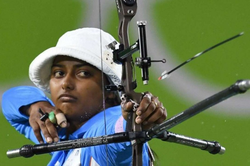 Archer Deepika Kumari Learning Mind Control To Break Olympic Medal Jinx