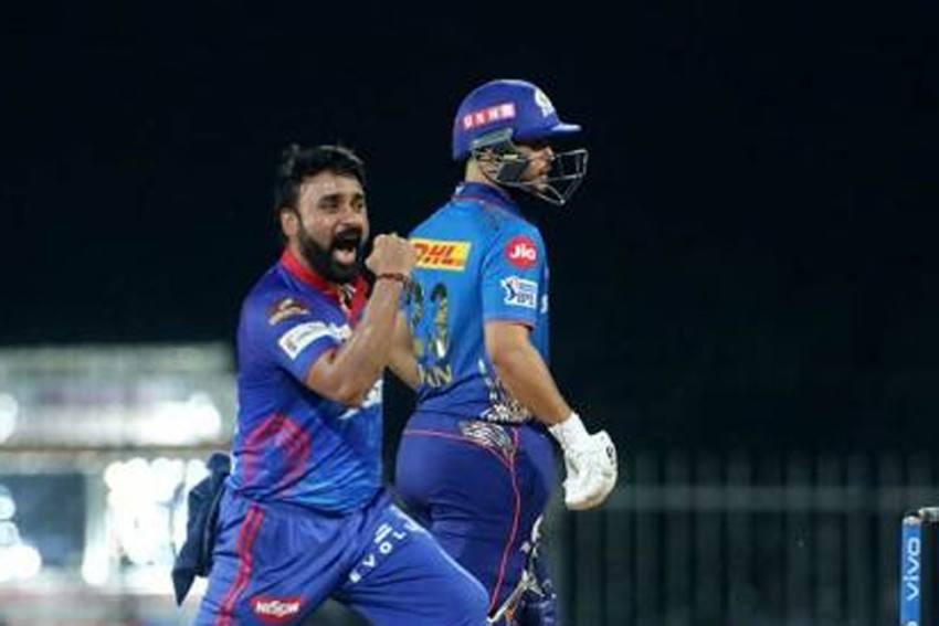 IPL 2021: Enjoyed Dismissing Rohit Sharma, Kieron Pollard - Amit Mishra