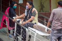 Two Covid Patients Die In Kota Govt Hospital For 'Lack Of Oxygen Supply'; Rajasthan Rights Panel Seeks Report