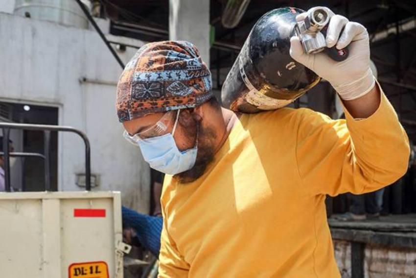 Covid-19: Is There No Sense Of Humanity Left, Delhi HC Asks Centre Amid Oxygen Crisis