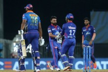 IPL 2021: Amit Mishra Triggers Batting Collapse As Shikhar Dhawan Helps DC Beat MI