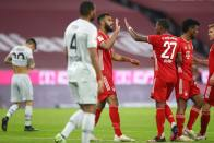 Bayern Munich 2-0 Bayer Leverkusen: Hansi Flick Team Within Touching Distance Of Bundesliga Title Glory