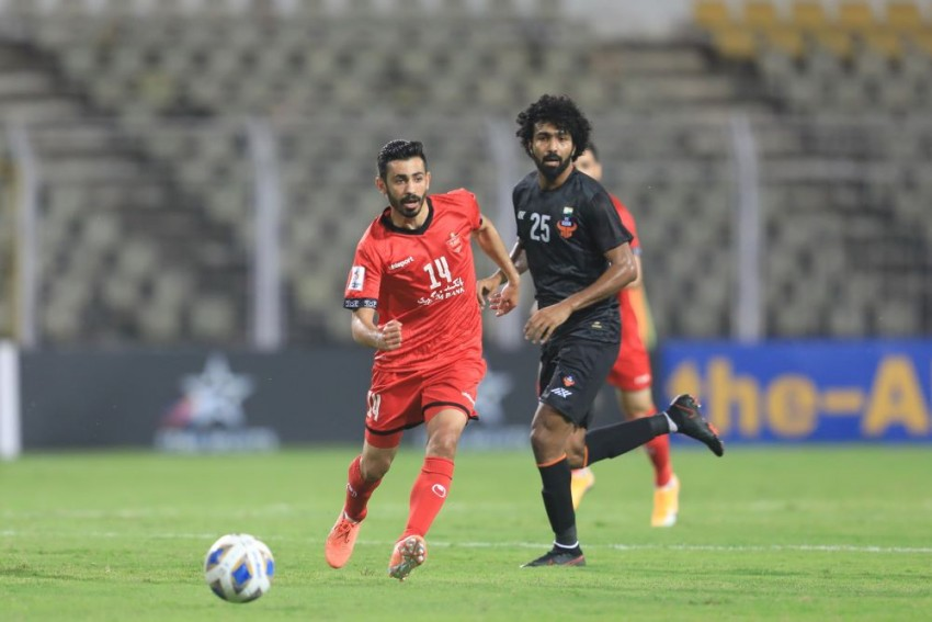 AFC Champions League: FC Goa Go Down Fighting To Persepolis FC