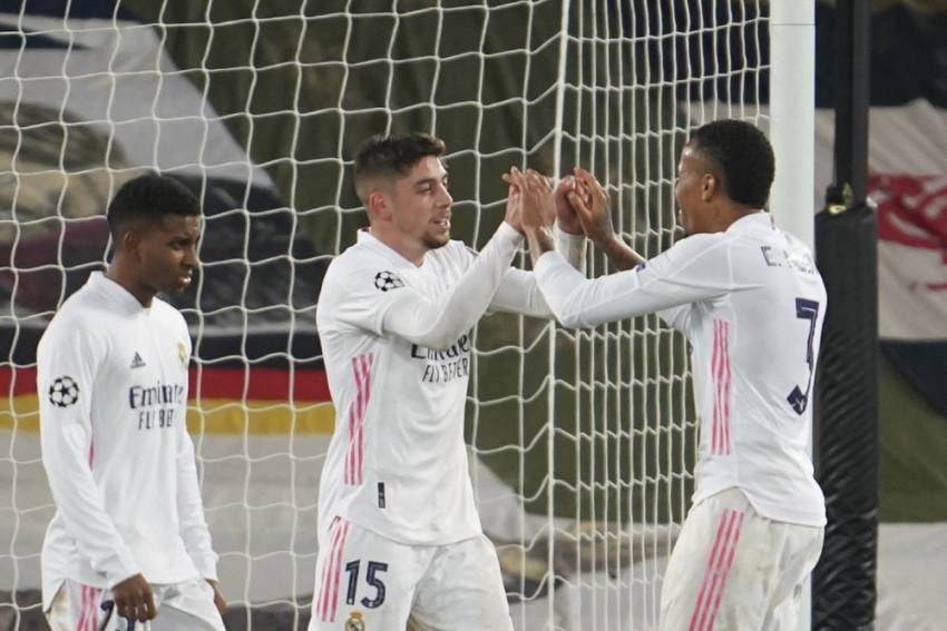 Real Madrid Midfielder Federico Valverde Tests Positive For Coronavirus