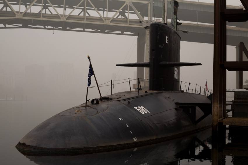 Indonesian Military On The Lookout For 'Missing' Submarine