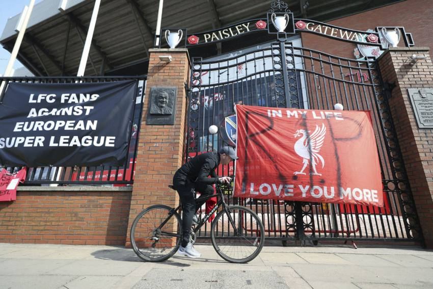 Liverpool Owner Issues Apology After European Super League Withdrawal