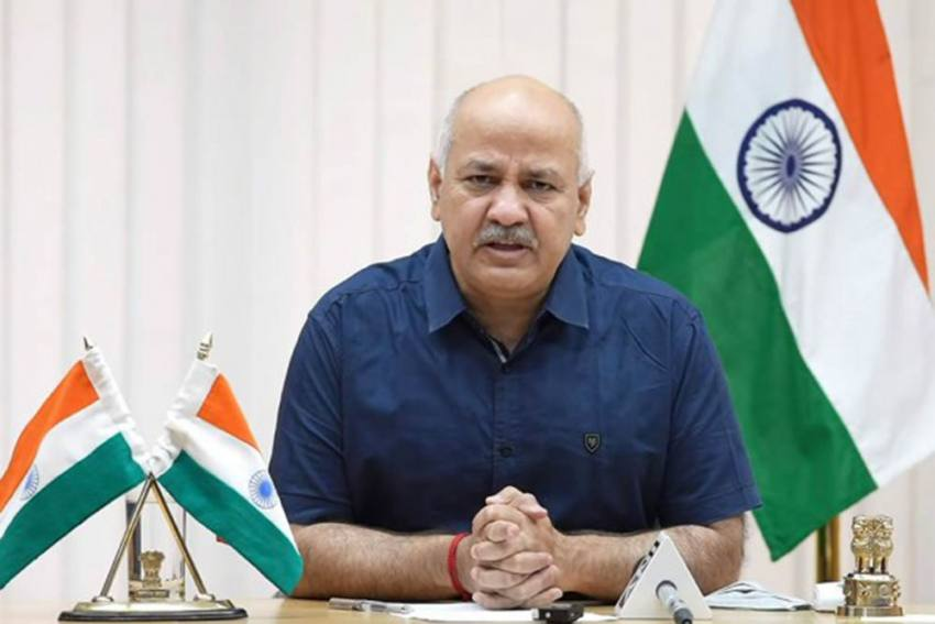 Manish Sisodia Accuses Haryana Govt Of Blocking Delhi's Medical Oxygen Supply