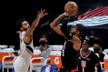 NBA: Paul George, Los Angeles Clippers Nip Blazers Late, Kyrie Irving Leads Way For Brooklyn Nets