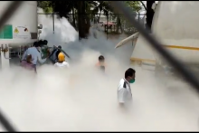 Watch: Oxygen Tank Leaks At Nashik Govt Hospital; 22 Covid-19 Patients Dead