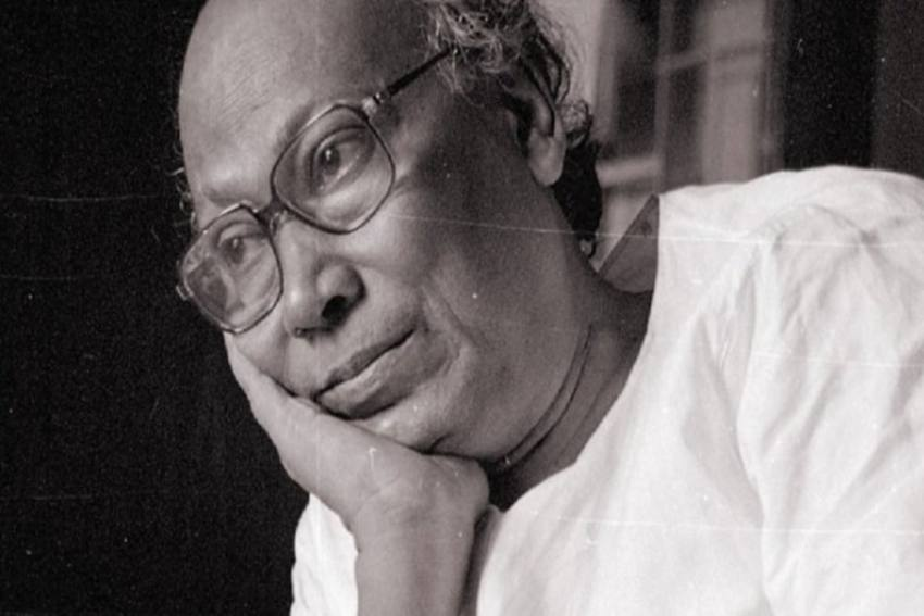 Legendary Bengali Poet Shankha Ghosh Dies Of Covid-19