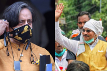 Congress Leaders Adhir Ranjan Chowdhury, Shashi Tharoor Contract Covid-19