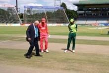 Live Cricket Scores, ZIM Vs PAK, 1st T20:  Mohammad Rizwan Hits Fifty As Pakistan Struggle To Score