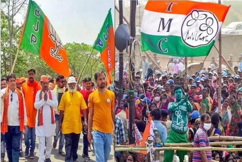 Despite Rising Covid-19 Graph, Campaign Intensifies In Bengal For Last 3 Phases
