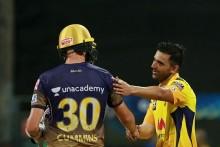 IPL 2021, KKR Vs CSK: Faf Du Plessis, Deepak Chahar Send Chennai Top Despite Thrilling Kolkata Chase