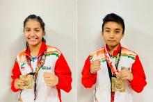 Indian Boxers Gitika, Babyrojisana Clinch Gold Medals At Youth World Championship