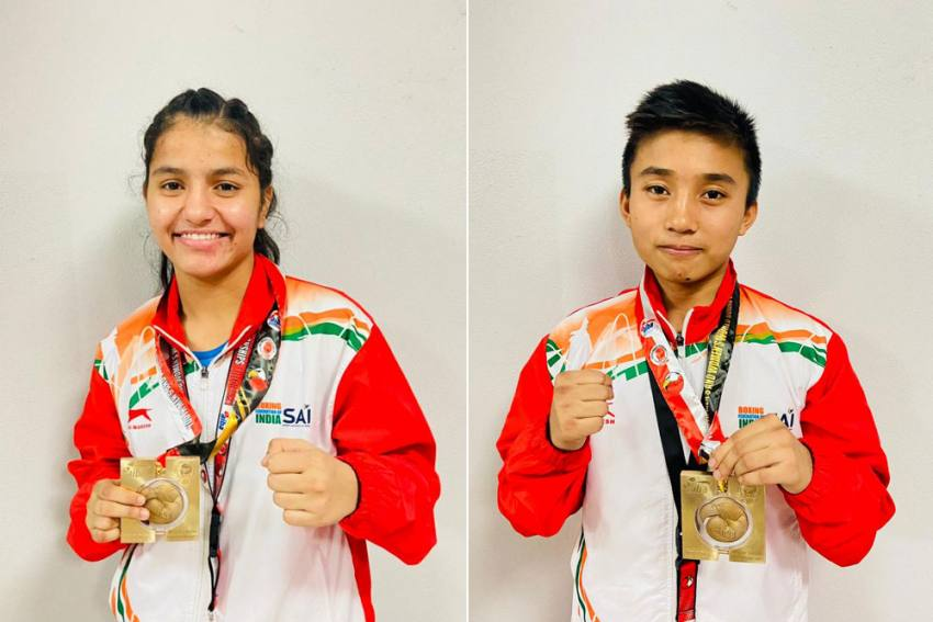 Seven Out Of Seven! India Finish With Record Haul At 2021 Youth World Boxing Championships