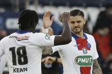 Paris Saint-Germain 5-0 Angers: Mauro Icardi Treble Fires PSG Into Coupe De France Semis
