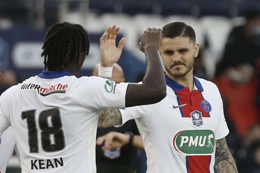 Paris Saint-Germain 5-0 Angers: Mauro Icardi Treble Fires PSG Into Coupe De France Semis