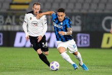 Spezia 1-1 Inter: Serie A Leaders Move 10 Points Clear