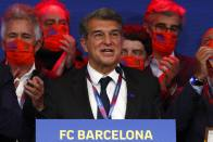 European Super League: Barcelona President Joan Laporta Says New Competition 'Absolutely Necessary'