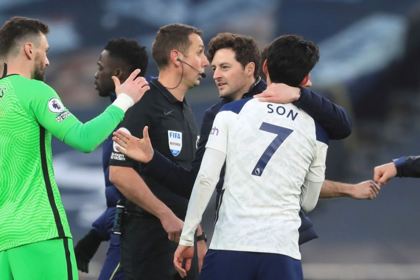 Interim Spurs Coach Ryan Mason Delighted With 'Brave' Tottenham Comeback Win After Turbulent Week