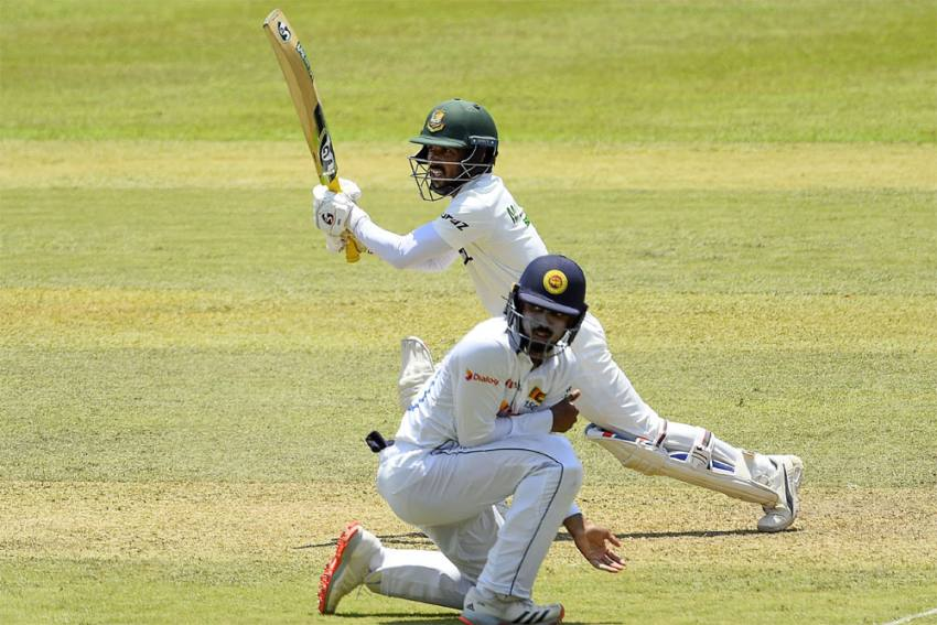SL Vs BAN, 1st Test, Day 2: Bangladesh Reach 474/4 After Mominul Haque Century