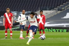Tottenham 2-1 Southampton: Late Son Penalty Boosts Kane-less Spurs' Top-four Hopes In Premier League