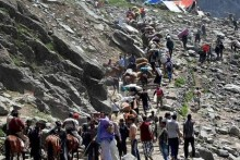 Registration For Amarnath Yatra Suspended As Covid Cases Rise In J-K