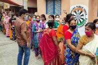 For The First Time, West Bengal Records Over 10,000 Covid Cases; 6th Phase Of Elections Underway