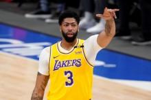 NBA: Davis Returns But Lakers Lose, Slumping 76ers Fall To Giannis And Bucks As Celtics Cool Suns