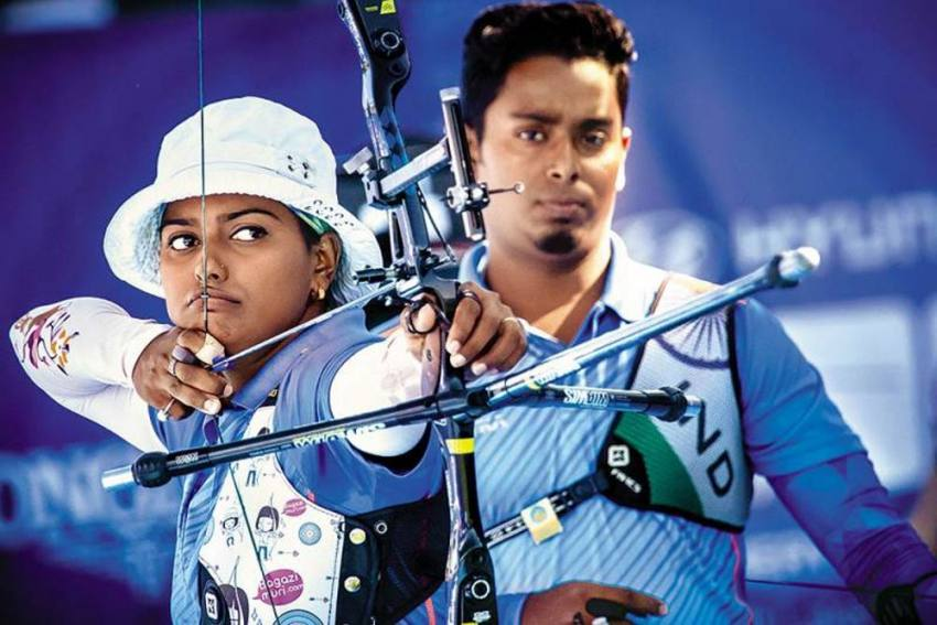Archery World Cup, Stage 1: Atanu Das, Deepika Kumari Make Individual Semis, India In Hunt For Five Medals