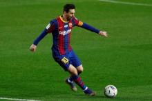 Lionel Messi's 25th LaLiga Goal Of 2020-21 Sees Him Match A Cristiano Ronaldo Record