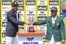 Live Cricket Scores, Sri Lanka Vs Bangladesh, 1st Test, Day 3: BAN On Roll, Eye Huge Total