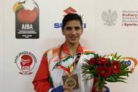 Sachin Wins 8th Gold As India Pulls Off Perfect Final Show At 2021 Youth World Boxing Championships