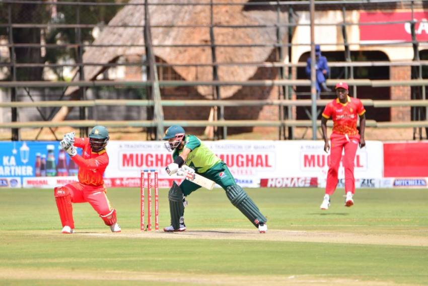ZIM Vs PAK, 2nd T20: Zimbabwe Register First-ever Win Against Pakistan In Shortest Format - Highlights