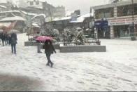 Rainfall In Shimla Breaks 42-Year-Old Record, Untimely Snow Wreaks Havoc On Apple Plantation