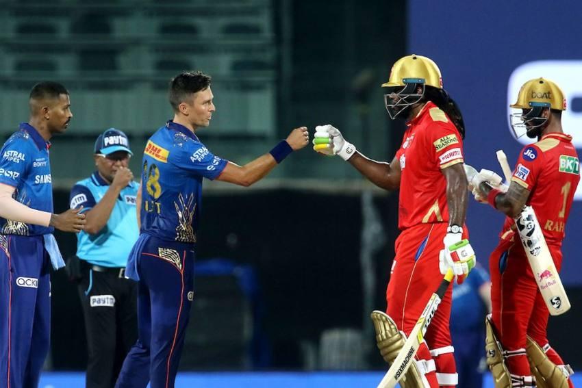 IPL 2021, PBKS Vs MI: Punjab Kings Snap Losing Streak With Big Win Over Mumbai Indians