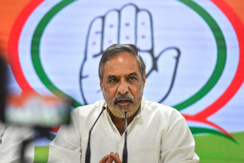 Modi Govt Must Be Held Morally, Politically Accountable: Cong Leader Anand Sharma On Covid Deaths