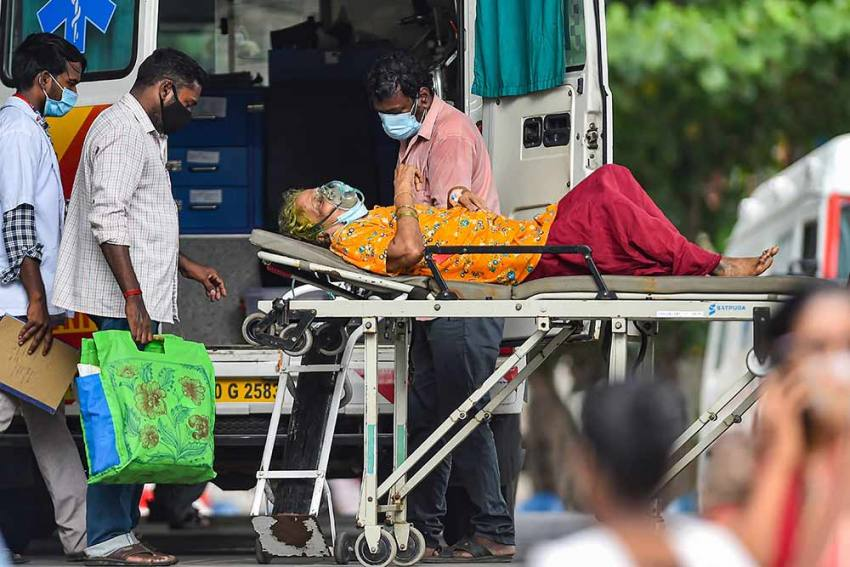 Oxygen Shortage: Captain Amarinder Singh Orders Probe Into Death Of Six Patients In Amritsar
