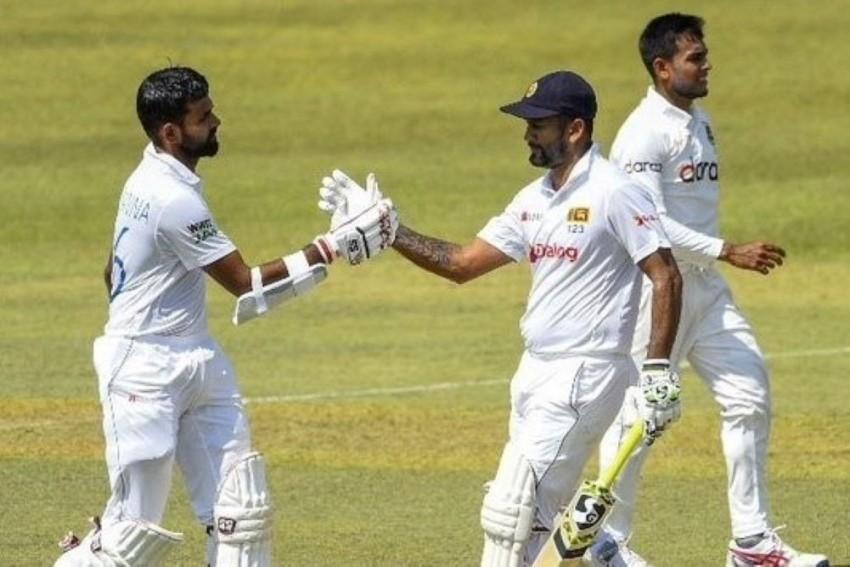 SL Vs BAN, 1st Test, Day 4: Bad Light Forces Early Stumps, Sri Lanka Trail Bangladesh By 29 Runs - Highlights