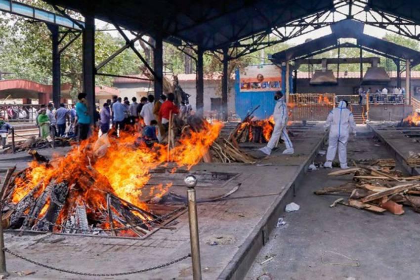 Amid Medical Oxygen Shortage, Delhi, Jharkhand Log Highest Covid-19 Fatalities Since Start Of Pandemic
