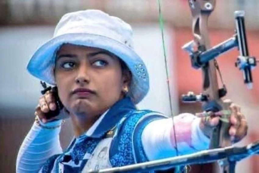Archery World Cup Stage 1: Deepika Kumari, Ankita Bhakat, Komalika Bari Storm Into Gold Medal Clash