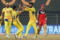 IPL 2021: Ravindra Jadeja's All-round Show Helps Chennai Super Kings Crush Royal Challengers Bangalore - Highlights