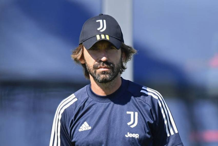 Andre Pirlo's Job Safe If Juventus Qualify For Champions League, Says Sporting Director Fabio Paratici